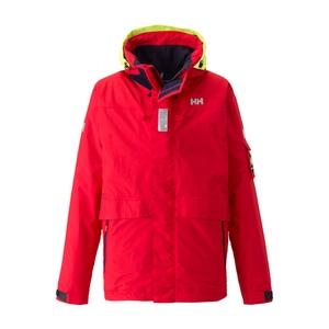 【送料無料】HELLY HANSEN(ヘリーハンセン) Ocean Frey Jacket Men's L R(レッド) HH11550