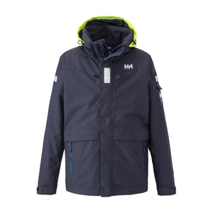 【送料無料】HELLY HANSEN(ヘリーハンセン) Ocean Frey Jacket Men's XL HB(ヘリーブルー) HH11550