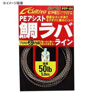 オーナー針 PFP04 PFアシスト 鯛ラバライン 10号/75lb 66101