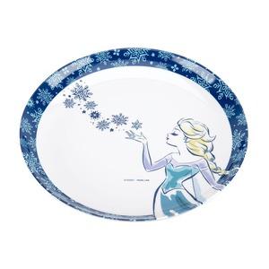 キャプテンスタッグ(CAPTAIN STAG) ディズニー メラミンプレート(アナと雪の女王/エルサ) 19cm MA-1371