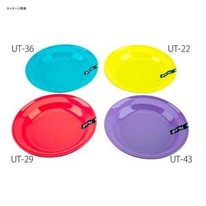 キャプテンスタッグ(CAPTAIN STAG) ホリデージョイ 抗菌 丸型カレー皿 UT-22 メラミン&プラスティック製お皿