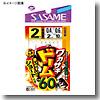 ささめ針(SASAME) ワカサギドーム60
