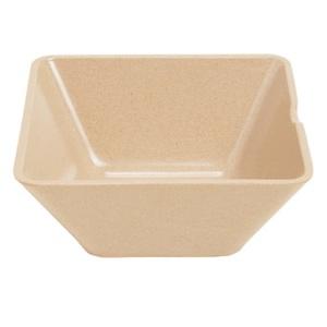 エコソウライフ(ECOSOULIFE) Square Bowl Small Natural 14811