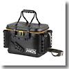 プロックス(PROX) EVAタックルバッカン ロッドホルダー付 40cm ゴールド