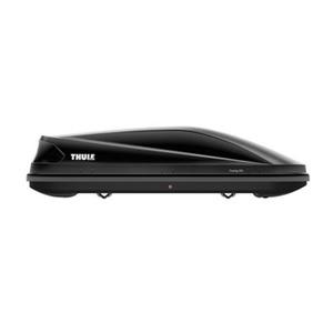【送料無料】THULE(スーリー) Touring M ルーフボックス Black Glossy TH6342-1