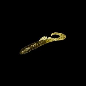 Bait Breath(ベイトブレス) ベタンコスリムカーリー 3インチ S845 ゴールドメロン