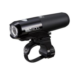 【送料無料】キャットアイ(CAT EYE) HL-EL461RC VOLT400 充電式LEDライト ブラック