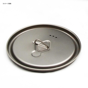 トークス(Toaks) リッド 直径80mm LID-D80 チタン製マグカップ