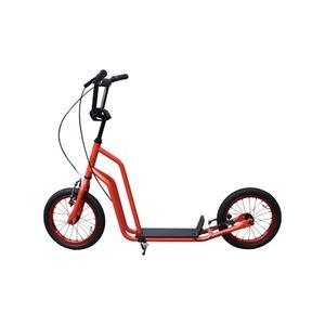 【送料無料】NEW STREET MOVE(ニューストリートムーブ) SCOOTER BIKE スクーターバイク 14インチ JET RED