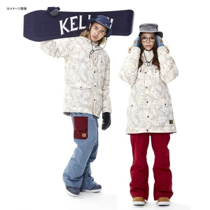 【送料無料】ケラン(KELLAN) EDITH JKT エディス ジャケット S G-PARM 8105