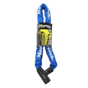 Master Lock(マスターロック) インテグレーテッドキー スリーブチェーンロック 8391 ブルー 8391EURDPROCOLB