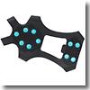 アウトドア&フィッシング ナチュラムNordic Grip(ノルディック グリップ) Walking (ウォーキング) L ND-3030