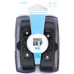 Nordic Grip(ノルディック グリップ) Mini (ミニ) ND-5014 簡易スパイク、滑り止めバンド