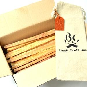 【送料無料】Bush Craft(ブッシュクラフト) ティンダーウッド 1000g 06-03-orti-0004