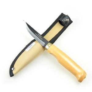 IIVARIN PUUKKO TEHDAS(イーバリンプーッコテーダス) プーッコナイフウッドグリップ(ラージ) 03-01-tukk-0003 シースナイフ