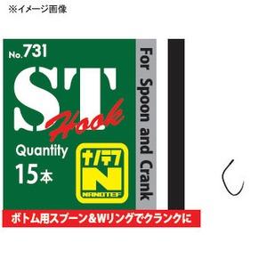 ヤリエ ST(エスティ) フック ナノテフ 731 トリプルフック(トラウト用)