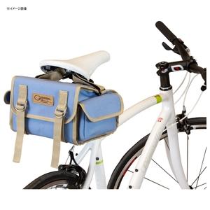 【送料無料】オーストリッチ(OSTRICH) 帆布サドルバッグ SP-731 6.8L サックス