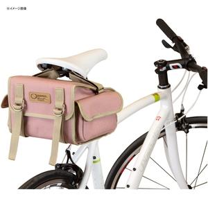 【送料無料】オーストリッチ(OSTRICH) 帆布サドルバッグ SP-731 6.8L ピンク