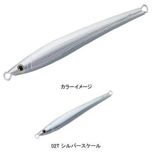 シマノ(SHIMANO) オシア スティンガーバタフライ キングスラッシャー 135g 02T シルバースケール 45968
