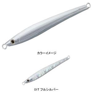 シマノ(SHIMANO) オシア スティンガーバタフライ キングスラッシャー 150g 01T フルシルバー 45975