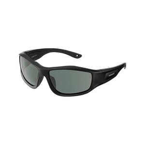 シマノ(SHIMANO) HG-064P フローティングフィッシンググラス マットブラック S 45747