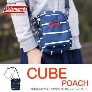 Coleman(コールマン) 【WALKER/ウォーカー】キューブ/CUBE 1.8L ネイビーボーダー 2000027057