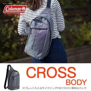Coleman(コールマン) 【WALKER/ウォーカー】クロスボディ 9L デニム 2000027390