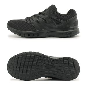 adidas(アディダス) GALAXY 2 4E 4E/25.5cm コアブラック AQ2896