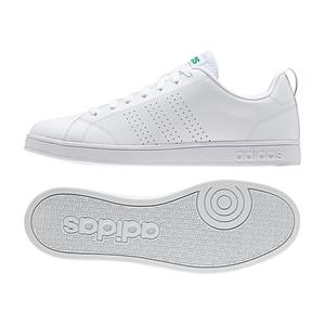 adidas(アディダス) VALCLEAN2 (バルクリーン2) 23.5cm ホワイトxグリーン F99251