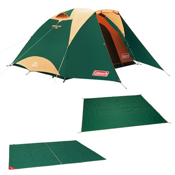 Coleman(コールマン) タフドーム/3025 スタートパッケージ 2000027279 ファミリードームテント