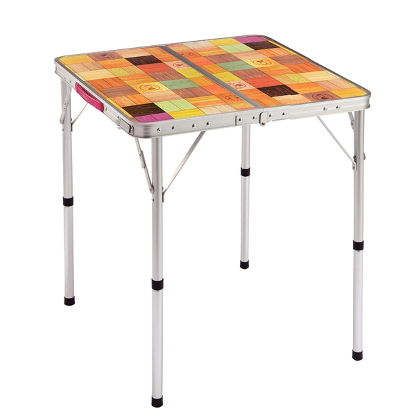 Coleman(コールマン) ナチュラルモザイクリビングテーブル/60プラス 2000026754 キャンプテーブル