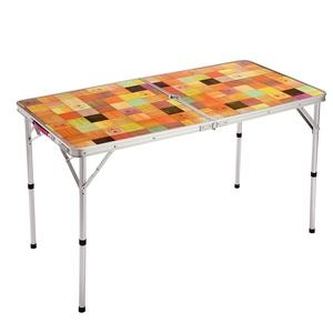 Coleman(コールマン) ナチュラルモザイクリビングテーブル/120プラス 2000026751 キャンプテーブル