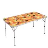Coleman(コールマン) ナチュラルモザイクリビングテーブル/140プラス 2000026750 キャンプテーブル