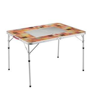 ナチュラルモザイクBBQテーブル/110プラス
