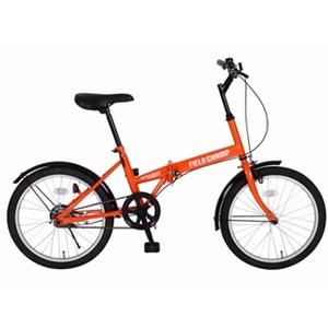 ミムゴ FIELD CHAMP FDB20【代引不可】 MG-FCP20 20インチ折りたたみ自転車