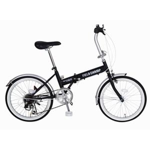 ミムゴ FIELD CHAMP FDB20 6S【代引不可】 MG-FCP206 20インチ変速付き折りたたみ自転車