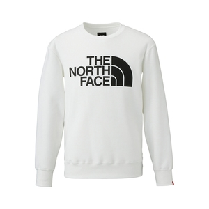 【送料無料】THE NORTH FACE(ザ・ノースフェイス) WR SWEAT CREW Men's M W(ホワイト) NT61508