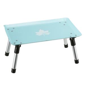 ロゴス(LOGOS) カラータフテーブル-AF ブルー 73189022