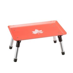 ロゴス(LOGOS) カラータフテーブル-AF ピンク 73189024