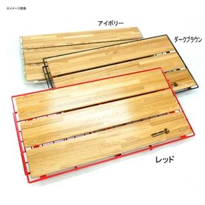 【送料無料】ネイチャートーンズ(NATURE TONES) The folding cafe table アイボリー CA-I