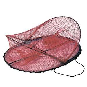 エーワン 小判型もんどり(カニ網) MDK-60 魚・カニ取り仕掛・用具