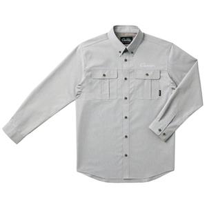 がまかつ(Gamakatsu) ダンガリーシャツ GM-3454 53454 フィッシングシャツ