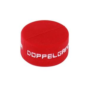 ドッペルギャンガー(DOPPELGANGER) シリコンライトキャップ DLA142-RD その他サイクルアクセサリーパーツ