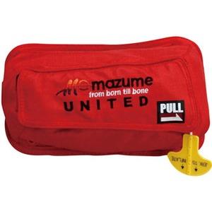 MAZUME(マズメ) インフレータブルポーチ ウエストバック取付用 MZLJ-244-02 インフレータブル(手動膨張)