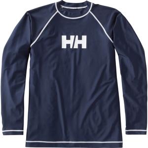 HELLY HANSEN(ヘリーハンセン) HE81604 L/S RASHGUARD WL HB