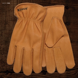 KINCO GLOVES(キンコ グローブ) 81_L Unlined Grain Buffalo L 40620058