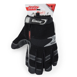 KINCO GLOVES(キンコ グローブ) 2041_L Kincopro Synthetic Leather Gloves 40620013 アウターグローブ(アウトドア)