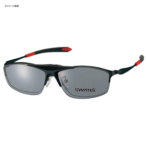 【送料無料】スワンズ(SWANS) SWF900-0000CP MBK クリップオンツキ SMK/P MBK 偏光スモーク