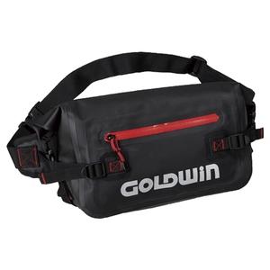 ゴールドウィン(GOLDWIN) ウォータープルーフウエストバッグ GSM17204 ツール・ギアバッグ