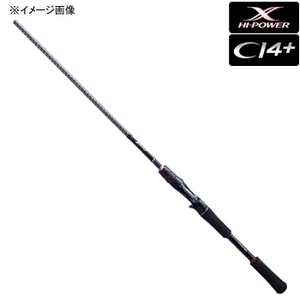 シマノ(SHIMANO) ゾディアス 166ML-G 36747